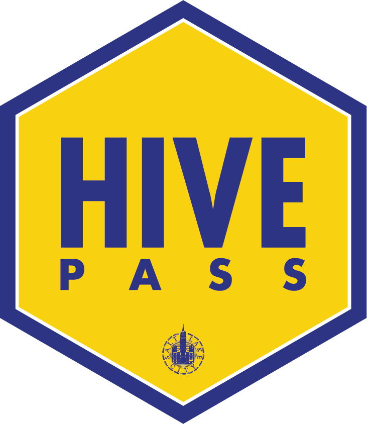 Hive Pass Salt Lake City | Logo and Ad Campaign