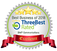 Three Best Rated Certificate of Excellence