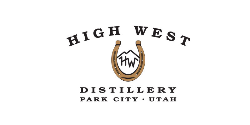 High West Distillery, Park City UT, Logo